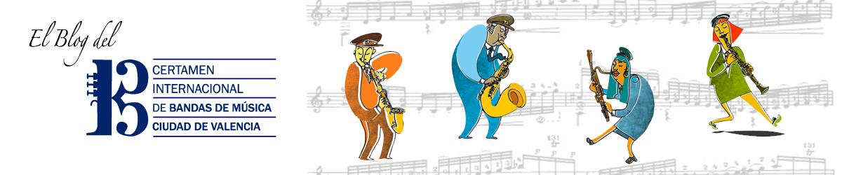 """Blog del Certamen Internacional de Bandas de Música """"Ciudad de Valencia"""""""