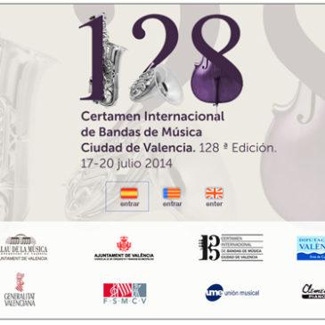 Presentación oficial de la 128 edición del CIBM