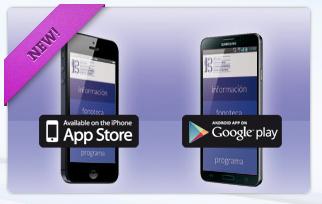 Descarga la nueva actualización de la App del Certamen de Valencia