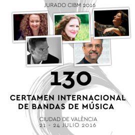 Jurado CIBM 2016