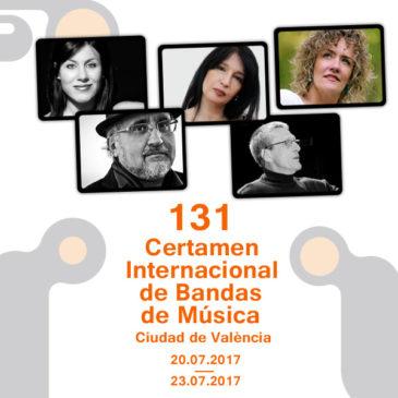 Jurado CIBM 2017