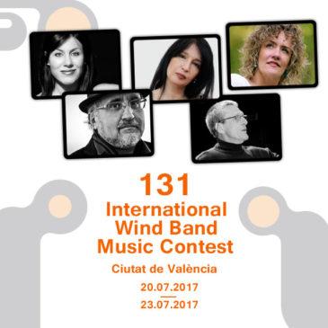 Jury CIBM 2017