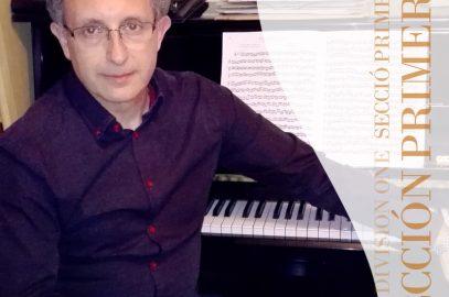 La Sección Primera interpretará un poema sinfónico de Francisco Bort Ramón