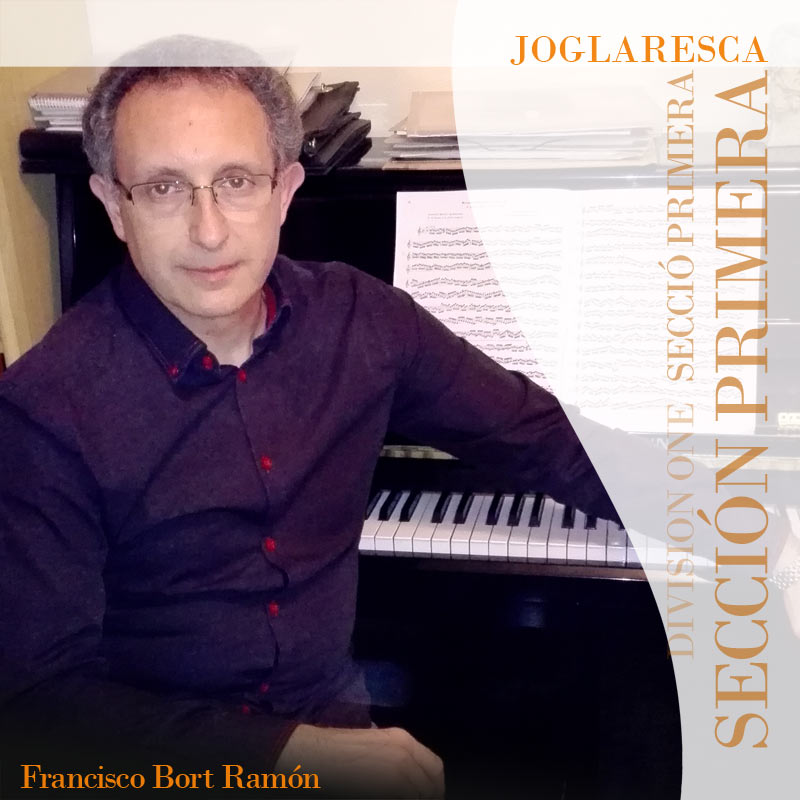 The Section One will perform a symphonic poem by Francisco Bort Ramón