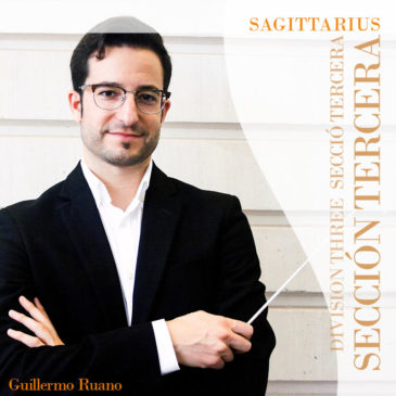 "The Section Three will perform ""Sagittarius"", a work by Guillermo Ruano"