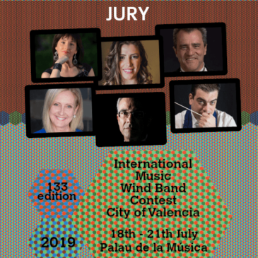 Jury of 133 CIBM «City of València»