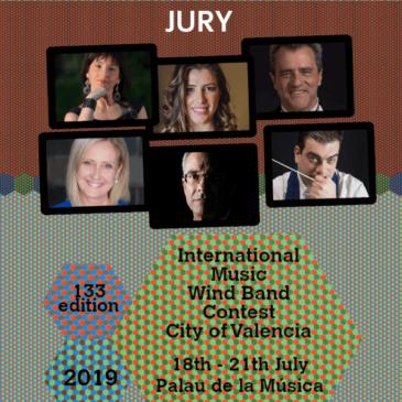 Jury of 133 CIBM «City of València»