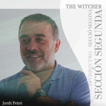 La obra «The Witcher» de Jordi Peiró es la obra obligatoria de la Sección Segunda